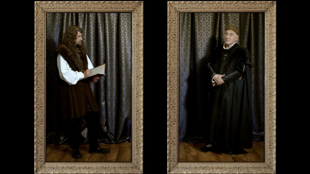 Dürer porträtiert Fugger