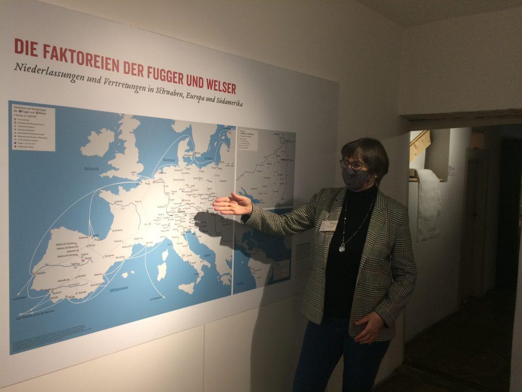 Augsburg mitten in Europa – Das Handelsnetz der Augsburger Kaufleute vor 500 Jahren