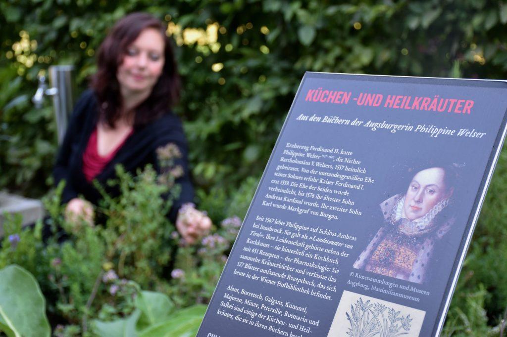 Museumsführung Die Frauen der Fugger und Welser
